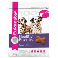 Eukanuba Healthy Biscuit Adult Dog Treats - 200g