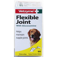 Vetzyme High Strength Flexible Joint Tablets 90s