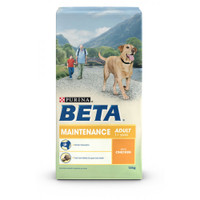 Beta Maintenance Dog Food