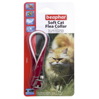 Beaphar Velour Collars - 2 Pack