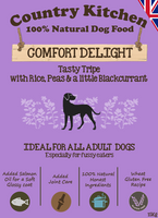 Country Kitchen Comfort Delight Dry Dog Food - 15kg