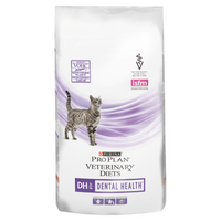 Purina Veterinary Diet Feline DH ST/OX Dental Health Dry Cat Food - 1kg