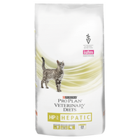 Purina Veterinary Diet Feline HP ST/OX Hepatic Dry Cat Food - 1.5Kg