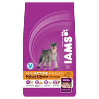 Iams Senior/Mature Dry Dog Food - 12kg