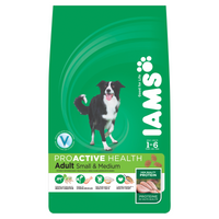 Iams Adult Small & Medium Dry Dog Food - 12kg