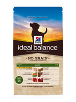 Hills Ideal Balance Grain-Free Adult Chicken & Potato Dry Dog Food - 2kg