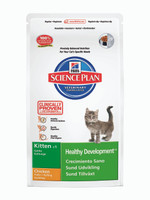 Hills Science Plan Kitten Chicken Dry Cat Food - 10Kg