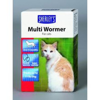 Beaphar Multiwormer Cat 12tab