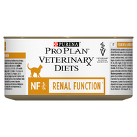 Purina Vet Diet Feline NF ST/OX Renal Wet Cat Food - 24 x 195G