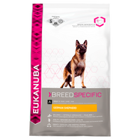 Eukanuba Breed Specific German Shepherd Dog Food - 12kg