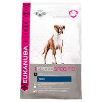 Eukanuba Breed Specific Boxer Dry Dog Food - 12kg