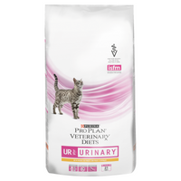 Purina Veterinary Diet Feline UR ST/OX Urinary Dry Cat Food - 1.5Kg