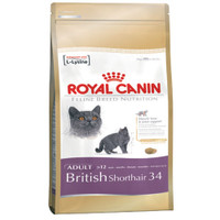 Royal Canin British Shorthair 34 Dry Cat Food - 4kg
