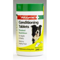 Vetzyme Conditioning Tablets 240s