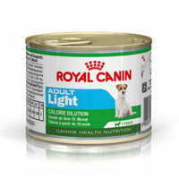 Royal Canin Adult Small Breed Light Dog Tins 12 Pack - 195g