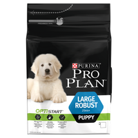 Purina Pro Plan Large Breed Robust with Optistart Dry Puppy Food - 3kg