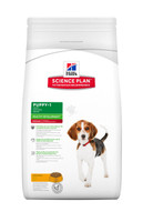 Hills Science Plan Puppy Medium Chicken Dry Dog Food - 12kg