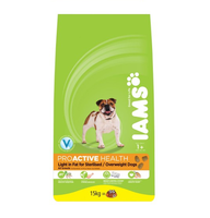Iams ProActive Light for Sterilised & Overweight Dogs - 3kg