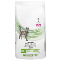 Purina Veterinary Diet Feline HA ST/OX Hypoallergenic Dry Cat Food - 3.5Kg