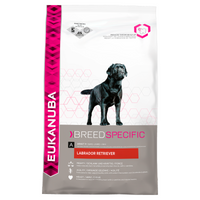 Eukanuba Breed Specific Labrador Retriever Dog Food - 12kg