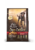 PRO PLAN® Duo Délice Beef & Rice Adult Dog Food - 2.5kg