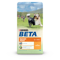 BETA Mature Adult with Chicken Dry Dog Food - 14kg