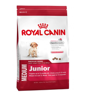 Royal Canin Medium Junior Dry Dog Food - 10kg