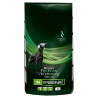 Purina Veterinary Diet Canine HA Hypoallergenic Dry Dog Food - 3Kg