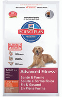 Hills Science Plan Adult Large Breed Lamb & Rice Dry Dog Food - 3kg