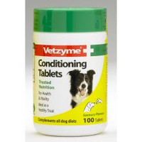 Vetzyme Conditioning Tablets 100s