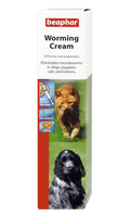 Beaphar Worming Cream - 18g