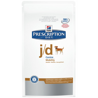 Hills Prescription Diet J/D Dry Dog Food - 12Kg