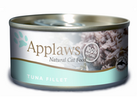 Applaws Tuna Fillet 24 Pack Cat Tins - 70g