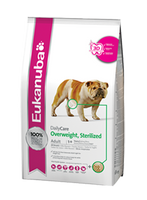 Eukanuba Overweight Dog Food - 2.5Kg