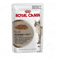 Royal Canin Ageing 12+ pouch 85g x 12