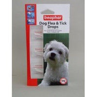 Beaphar Small Dog Flea Drops 12 Week 12wk