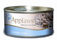 Applaws Ocean Fish 24 Pack Cat Tins 70g