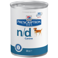Hills Prescription Diet N/D 12pk Dog Food - 360G