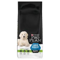 Purina Pro Plan Large Breed Robust with Optistart Dry Puppy Food - 12kg