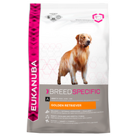 Eukanuba Breed Specific Golden Retriever Dry Dog Food - 2.5kg