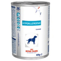 Royal Canin Canine Hypoallergenic Wet Dog Food - 12 x 400G