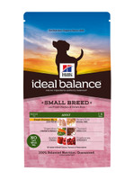 Hills Ideal Balance Small Breed Adult Chicken & Brown Rice Dry Dog Food - 700g