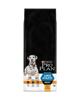 Purina Pro Plan Large Breed Adult Athletic with Optibalance Dry Dog Food - 14kg
