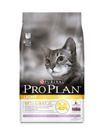 Pro Plan Turkey Light Dry Cat Food - 10kg
