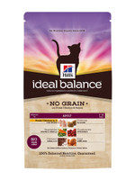 Hills Ideal Balance Grain-Free Adult Chicken Dry Cat Food - 2kg