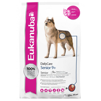 Eukanuba Daily Care Senior 9 Plus Dry Dog Food - 12kg