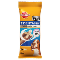 Pedigree Dentastix Medium Dog Chews - 7 Sticks