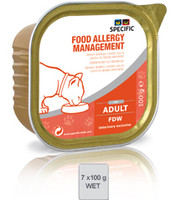 Dechra Feline Specific Fdw Allergy Management 7pk Cat Food - 100G