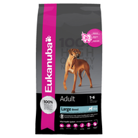 Eukanuba Large Breed Chicken Dry Dog Food - 3kg