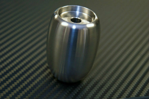 AUDI R8 SHIFT KNOB HEAVY WEIGHTED MANUAL 303 STAINLESS STEEL